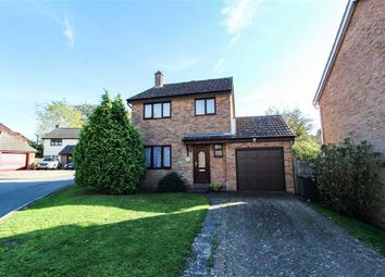 Thumbnail 3 bed detached house for sale in Crecy Close, St Leonards-On-Sea, East Sussex