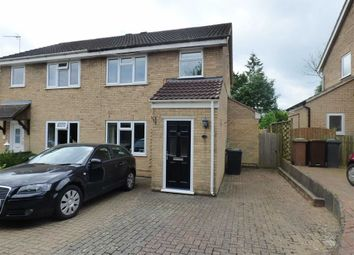 Thumbnail 3 bed semi-detached house for sale in Phillips Way, Long Buckby, Northampton
