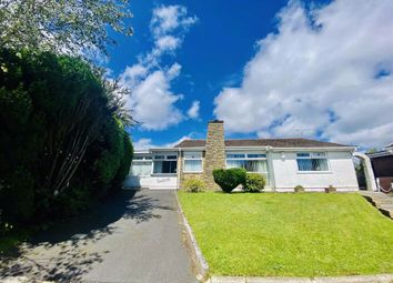 Thumbnail 2 bed detached bungalow for sale in Hafan Y Don, Killay, Swansea