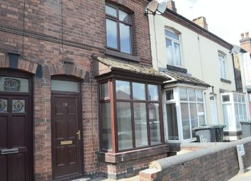 Thumbnail 2 bedroom terraced house to rent in High Street, Woodville, Swadlincote