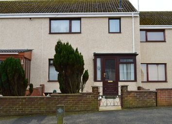 Thumbnail 3 bedroom terraced house for sale in Highcliffe, Spittal, Berwick-Upon-Tweed, Northumberland