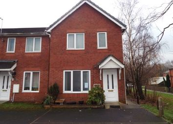 Thumbnail 3 bed end terrace house for sale in Deakin Street, Wigan, Greater Manchester