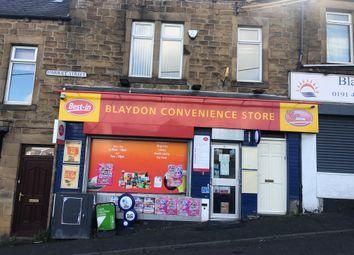 Thumbnail Retail premises for sale in Harriett Street, Blaydon On Tyne