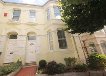 Thumbnail 4 bed terraced house to rent in Beatrice Avenue, Lipson, Plymouth
