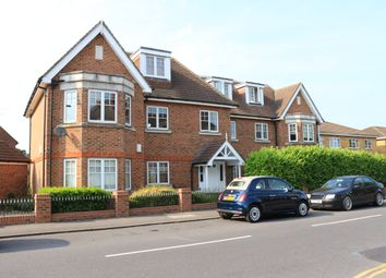 Thumbnail 2 bed flat for sale in High Road, Byfleet, Surrey