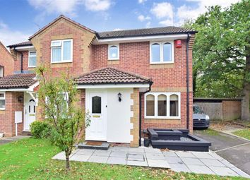 Thumbnail 3 bed semi-detached house for sale in Mayes Close, Maidenbower, Crawley, West Sussex