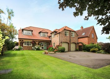 Thumbnail 4 bed detached house for sale in Claypole Road, Stubton, Newark