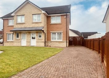 Thumbnail 3 bed property for sale in Clement Drive, Airdrie