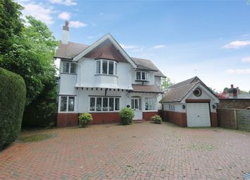 Thumbnail 5 bed detached house for sale in Adlington Road, Wilmslow, Cheshire