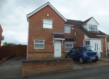 Thumbnail 2 bedroom semi-detached house for sale in Bank Street, Tunstall, Stoke-On-Trent