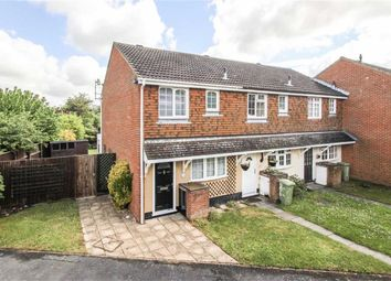 Thumbnail 2 bed end terrace house to rent in Westbury Lane, Newport Pagnell, Milton Keynes