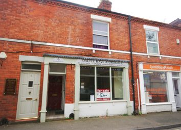 Thumbnail 1 bed terraced house for sale in Victoria Street, Spalding
