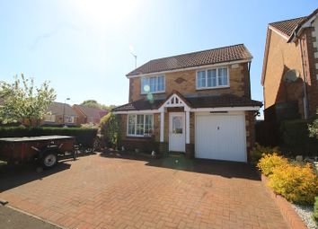 Thumbnail 3 bed detached house for sale in St Margarets Gardens, Polmont