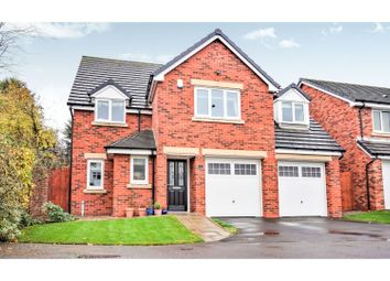 Thumbnail 5 bed detached house for sale in Halshaw Drive, Broughton, Preston