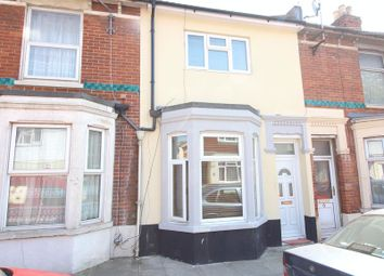 Thumbnail 3 bedroom terraced house for sale in Bevis Road, Portsmouth