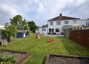 Thumbnail 3 bedroom semi-detached house for sale in Longford Avenue, Bristol