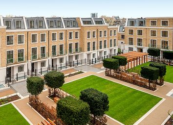 Thumbnail 5 bed terraced house to rent in Rainsborough Squre, Chelsea Fulham