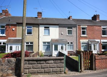 Thumbnail 2 bed terraced house for sale in Rodgers Street, Goldenhill, Stoke-On-Trent
