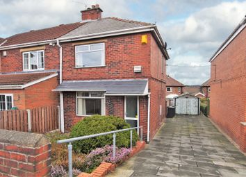 Thumbnail 2 bed semi-detached house for sale in Park Avenue, Whiston, Rotherham