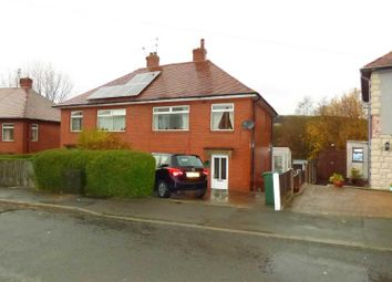 Thumbnail 3 bed semi-detached house for sale in Musbury Crescent, Rawtenstall, Rossendale