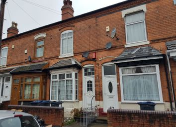 Thumbnail 3 bed terraced house for sale in Wenlock Road, Perry Barr, Birmingham