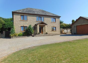 Thumbnail 6 bed detached house for sale in Carway, Kidwelly