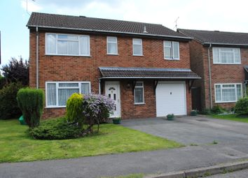 Thumbnail 4 bed detached house to rent in Stevens Close, Prestwood, Great Missenden