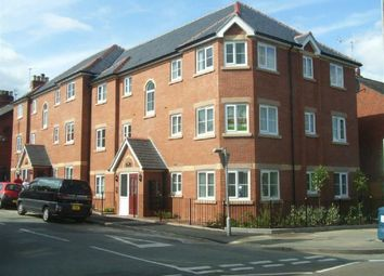 Thumbnail 2 bed flat to rent in Beatrice Court, Oswestry, Shropshire
