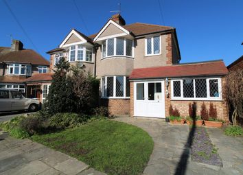 3 bed semi-detached house for sale in Mayplace Close, Bexleyheath, Kent DA7