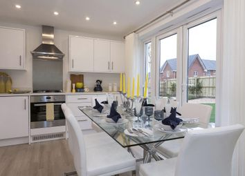 "Thumbnail 3 bed end terrace house for sale in ""Abergeldie"" at Barochan Road, Houston, Johnstone"