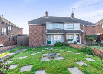 Thumbnail 3 bed semi-detached house for sale in Berengrave Lane, Rainham, Gillingham, Kent