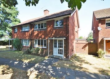 Thumbnail 3 bed semi-detached house for sale in St. Marys Drive, Feltham, London