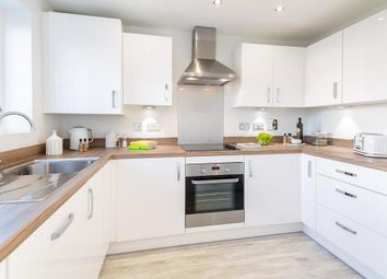 """Thumbnail 2 bedroom semi-detached house for sale in """"Wilford"""" at Shelby Drive, Westhampnett, Chichester"""