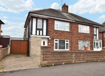 Thumbnail 3 bed semi-detached house for sale in St. Wystans Road, Off St. Albans Road, Derby