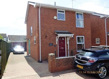 Thumbnail 3 bed detached house to rent in Greatwood Terrace, Topsham, Exeter