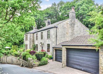 Thumbnail 6 bed detached house for sale in Cross Stone Road, Todmorden