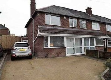 Thumbnail 3 bed end terrace house for sale in Brackenfield Road, Great Barr, Birmingham