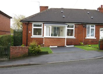Thumbnail 1 bed semi-detached bungalow for sale in Bosville Street, Rotherham
