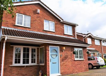 Thumbnail 4 bed detached house for sale in Blackthorn Grove, Nuneaton