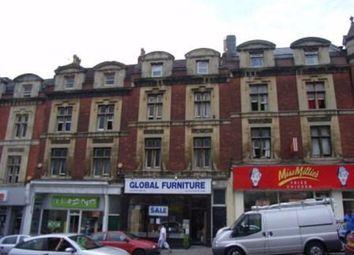 Thumbnail 3 bed flat to rent in Whiteladies Road, Clifton, Bristol