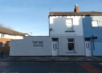 Thumbnail 1 bed terraced house for sale in Renwick Road, Blyth