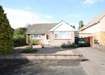 Thumbnail 2 bed bungalow for sale in Southernhay Close, Stoneygate, Leicester
