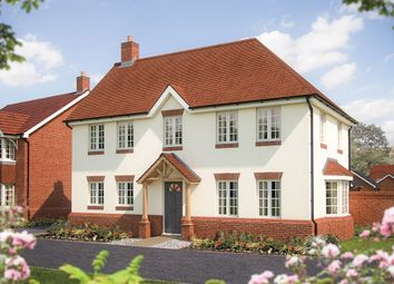 "Thumbnail 4 bed property for sale in ""The Montpellier"" at Bradford Road, Sherborne"