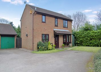 Thumbnail 3 bedroom detached house for sale in Rosebay Close, Walnut Tree, Milton Keynes