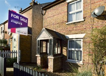 Thumbnail 2 bed end terrace house for sale in Park Road, Bushey, Hertfordshire