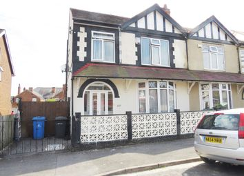 Thumbnail 4 bed semi-detached house for sale in Porter Road, New Normanton, Derby