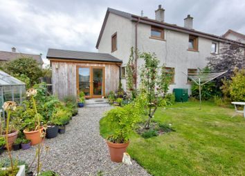 Thumbnail 3 bed semi-detached house for sale in Elizabeth Crescent, Dornoch
