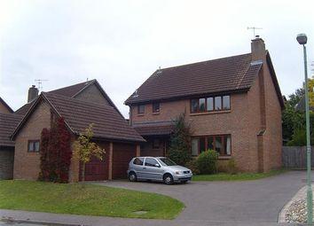 Thumbnail 4 bedroom detached house to rent in Melton Grange Road, Melton, Woodbridge