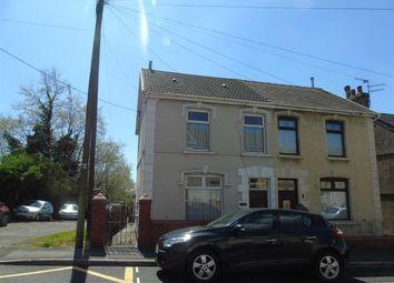 Thumbnail 3 bedroom semi-detached house for sale in Llwynhendy Road, Llwynhendy, Llanelli