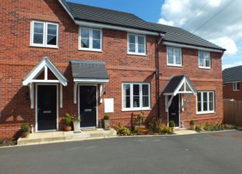 Thumbnail 3 bed town house to rent in Fernilee Close, Sandyford, Stoke-On-Trent
